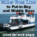 Click for Miller Boat Line Web Page, Schedule, Fares, Directions and more information