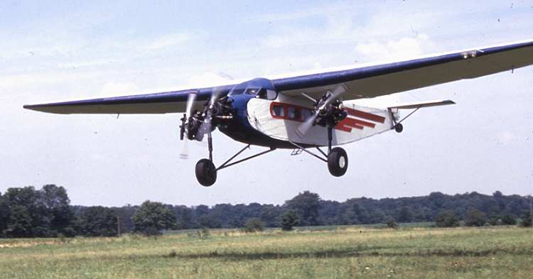 Ford Tri Motor Video And Poster